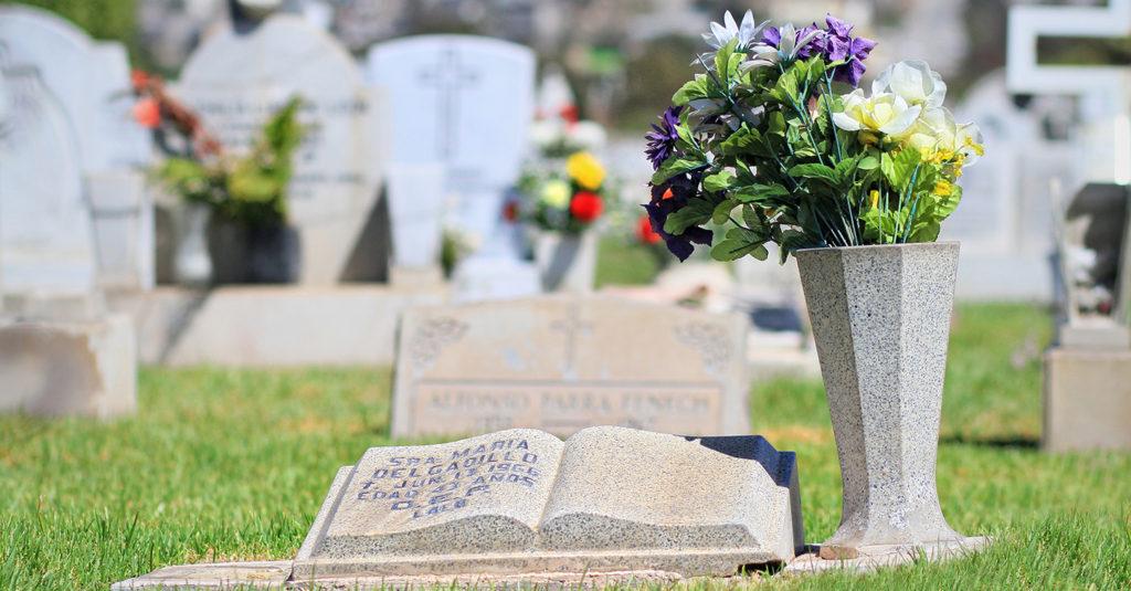 Tipos de jardines en un cementerio el ngel for Cementerio jardin memorial